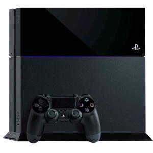 [Extra] Playstation 4 Sony - Preto por R$1499