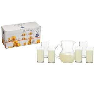 [Walmart] Conjunto de jarra + 6 copos - R$ 35