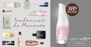 [Natura] Perfume Feminino Luna - 75ml - 38% off - de R$ 130 por R$ 80