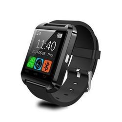 [Americanas] Smartwatch U8 Preto Relógio Inteligente Bluetooth Android/Iphone por R$ 65