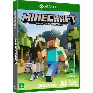 [Americanas] Game - Minecraft - Xbox One por R$ 40