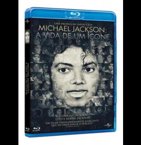 [Saraiva] Blu-Ray - Michael Jackson - A Vida de Um Ícone por R$ 9