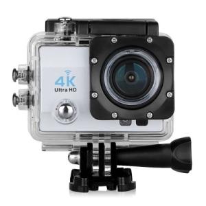 [GEARBEST] Câmera de ação 4K e Wi-Fi - Aproximadamente R$140,00