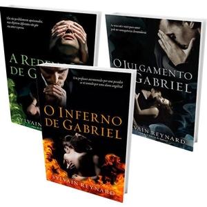 [Submarino] Kit Livros - Coleção O Inferno de Gabriel (3 Livros) por R$20