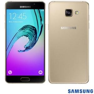 [Fastshop] Samsung Galaxy A5 2016 dourado - R$ 1205