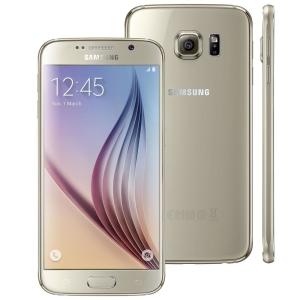 [Fast] Galaxy S6 Dourado (boleto) R$1600