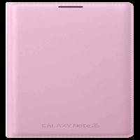 [Saraiva]  Capa Samsung Galaxy Note 3 Flip Wallet Rosa  por R$ 2