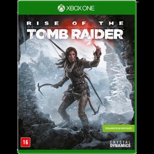 [Submarino] Rise of the Tomb Raider - XBOX One por R$53