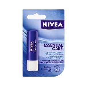 [Walmart] Protetor Labial Nivea Essential Care por R$11,50