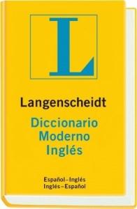 [Saraiva] Diccionario Moderno Inglés/ Español Langenscheidt  por R$ 10