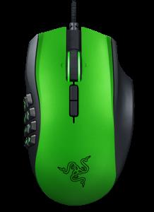 [Saraiva] Mouse Razer Naga - Edição Limitada - Verde - R$180