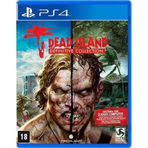 [Submarino] Jogo Dead Island: Definitive Collection - PS4 - R$97