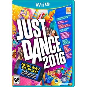 [Americanas] Game Just Dance 2016 - Wiiu - R$28
