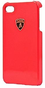 [SARAIVA]  Capa Protetora Mobo Em Policarbonato Lamborghini Laranja Para iPhone 5