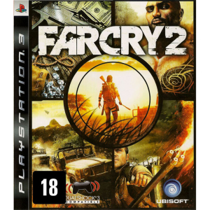 [Super Muffato] Jogo Far Cry 2 para PS3 - R$ 24