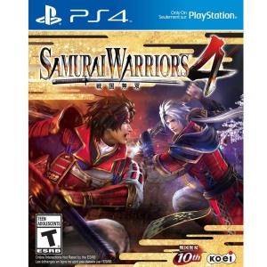 [Extra] Jogo Samurai Warriors 4 - PS4 - R$30