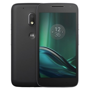 [Lojas Colombo] Smartphone Motorola Moto G4 Play, 16GB, Dual, 8MP, 4G, Preto por R$ 764