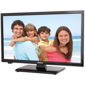 """[Shoptime] TV LED 20"""" Philco PH20U21D HD Conversor Digital 2 HDMI 1 USB 60Hz por R$ 499"""