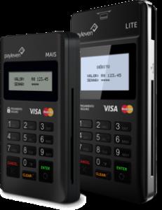 [Payeleven] máquina de cartão Payleven = R$119