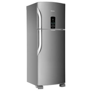 [EFACIL] Geladeira/Refrigerador 2 Portas Frost Free Inverter Econavi NR-BT54PV1XA 483 Litros Aço Escovado - Panasonic  POR R$2605