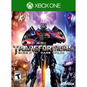 [Extra] Jogo Transformers: Rise Of The Dark Spark - Xbox One - R$53
