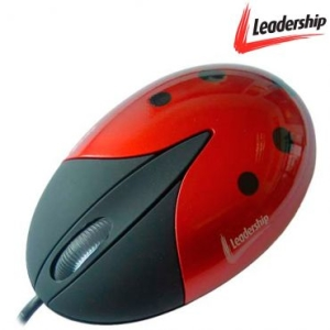 [Ricardo Eletro] Mini Mouse Joaninha - Leadership - 7449 - R$14