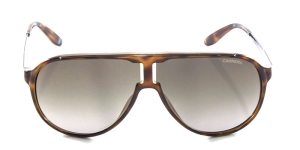[Okulos] Óculos de Sol Carrera New Champion Tartaruga Marrom - R$ 199,90