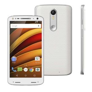 [Casas Bahia] Smartphone Motorola Moto X Force XT1580 Branco com 64GB por R$ 1979