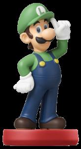 [Saraiva] Luigi Amiibo Figure Super Mario Series Nintendo por R$ 40