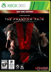 [Kabum] Metal Gear Solid V: The Phantom Pain Day One Edition Xbox 360 por R$ 29