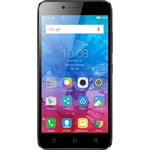 """[Shoptime] Smartphone Lenovo Vibe K5 Dual Chip Android Tela 5"""" 16GB 4G Câmera 13MP - Grafite  por R$ 679"""