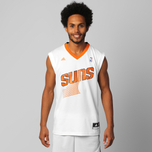 [NETSHOES] Camiseta Adidas Phoenix Suns  55% DESCONTO