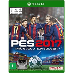 [Submarino] Game Pro Evolution Soccer 2017 - Xbox One por R$ 127