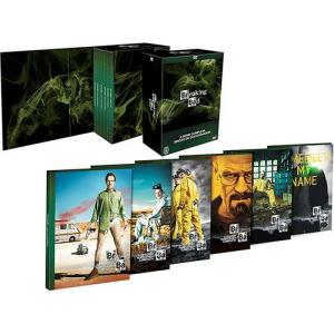 [Shoptime] Coleção Dvd Breaking Bad - A Química do Mal - A Série Completa
