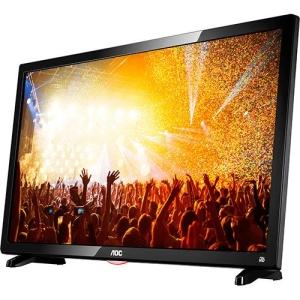 "[Shoptime] TV LED 24"" AOC LE24D1461 Full HD com Conversor Digital 2 HDMI 1 USB 60Hz"