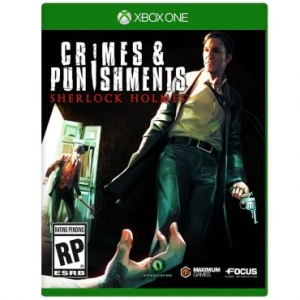 [Ricardo Eletro] Jogo Crimes And Punishment - Sherlock Holmes - para Xbox One R$ 19,00