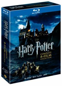 [Submarino] Coleção Completa Blu-ray Harry Potter: Anos 1-7B (8 Discos)