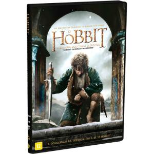 [Submarino] DVD - O Hobbit: A Batalha dos Cinco Exércitos