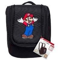 [Saraiva] Bolsa de Transporte Big Ben Mario Para Nintendo Ds Lite/dsi/dsi Xl/3ds Xl por R$ 18