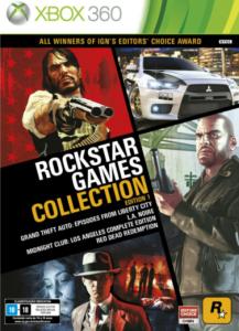 [Saraiva] Rockstar Games Collection Edition 1 Xbox 360