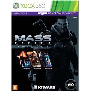 [Casas Bahia] Jogo Mass Effect Trilogy - Xbox 360 - R$104