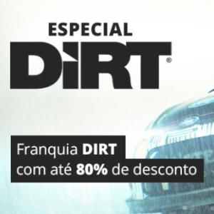 [NUUVEM] ESPECIAL DIRT (Jogos da franquia em promoção) A partir de - R$ 5,49