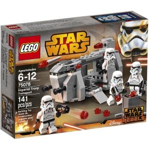[Americanas] LEGO Star Wars Transporte de Tropas Imperiais - 75078 - R$55