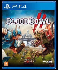 [Saraiva] Game - Blood Bowl II - PS4 R$ 45,00