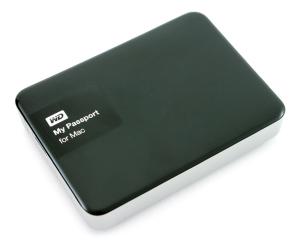[Kabum] HD Externo para Mac - WD My Passport USB 3.0 1TB - R$350