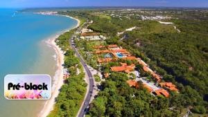 Diária All Inclusive para 2 pessoas no Porto Seguro Praia Resort - R$441