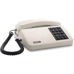 [Americanas] Telefone c/ Fio c/ Chave e Rediscagem Padrão Marfim - Multitoc