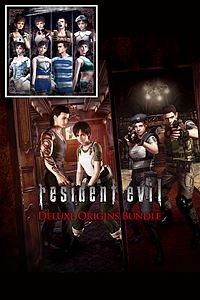 [XBOX LIVE] Resident Evil: Deluxe Origins Bundle - 61.50