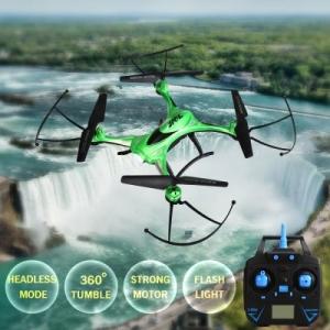 [GearBest] Drone 4ch 6 Axis à prova d'água com função Headless e botão de retorno automático
