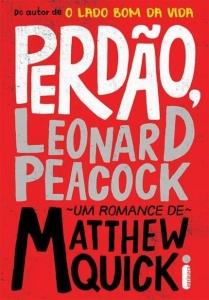 [Saraiva] Livro Perdão Leonard Peacock R$ 10